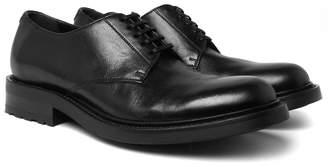 Saint Laurent Army Leather Derby Shoes