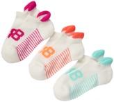 Crazy 8 Active Socks 3-Pack