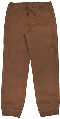 Aeropostale p.s. from Boys' Casual Pants BROWN - Brown Joggers - Boys