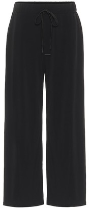Lanston Stretch-jersey trackpants