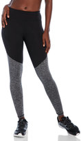 Betsey Johnson Space Dyed Color Block Leggings