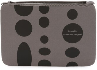 Comme des Garcons x Cote&Ciel polka dot iPad case