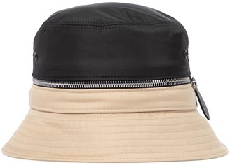Burberry Exclusive to Mytheresa Cotton-blend bucket hat