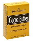 Cococare [3 Pack Cocoa Butter Complexion Bar-4 Oz.
