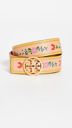 Tory Burch Floral Printed Belt