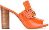 MICHAEL Michael Kors Cooper sandals - women - Calf Leather/Leather/rubber - 7.5