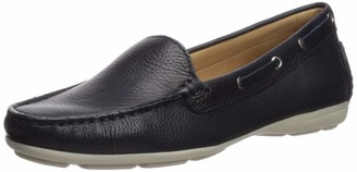 Driver Club Usa Women's Leather Made in Brazil Cape Cod Loafer