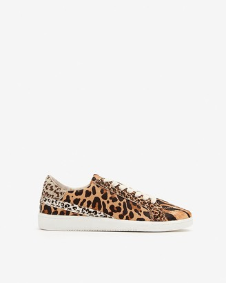 Express Dolce Vita Patterned Nino Sneakers