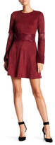 Romeo & Juliet Couture Long Sleeve Lace Dress