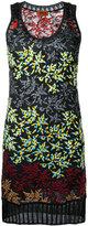 Missoni patterned knit dress - women - Viscose/Polyester - 38
