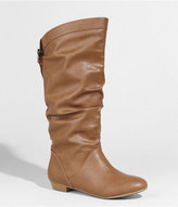 Express Tall Ruched Boot