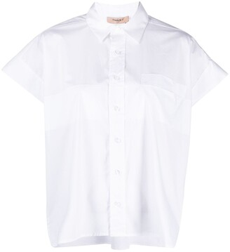 Twin-Set Short-Sleeve Shirt