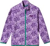 Helly Hansen Purple Junior Legend Fleece Jacket