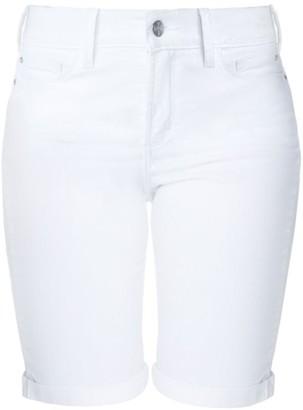 NYDJ Briella Bermuda Denim Shorts