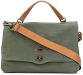 Zanellato Postina tote - men - Leather/Canvas - One Size