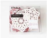 Ikea STRALA Set of 3 Snowflake Decoration 803.073.98
