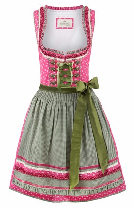 Stockerpoint Women's Dirndl Martina Special Occasion Dress