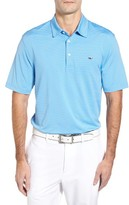 Vineyard Vines Men's 'Wilson' Stripe Jersey Polo