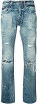 PRPS distressed jeans - men - Cotton - 36