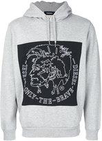 Diesel Albert hoodie - men - Cotton - XS