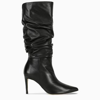 Alexandre Birman Black Lucy boots
