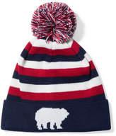 Perfect Moment - Polar Intarsia Wool-blend Beanie - Navy