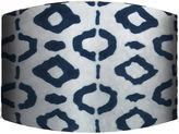 Asstd National Brand Jungle Spots Drum Lamp Shade