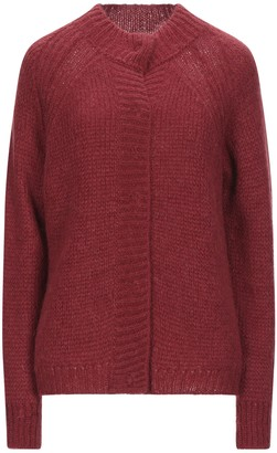 Rose' A Pois Cardigans