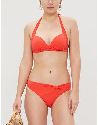 Jets Jetset 50s halterneck bikini top
