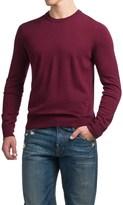 Cullen C89men Merino Wool Sweater - Crew Neck (For Men)
