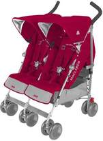 Maclaren Twin Techno Stroller - Persian Rose