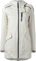 Parajumpers hooded raincoat - women - Polyamide/Polyester - S