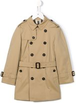 Burberry 'Heritage' trench coat - kids - Cotton - 4 yrs