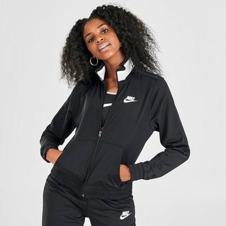 Nike Women's Sportswear Heritage Polyknit Jacket