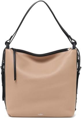 Botkier Bond Convertible Leather Hobo Bag