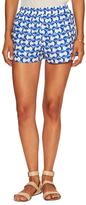 Lucca Couture Elastic Side Slip Short