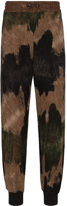 Canessa Tie-Dye Track Trousers