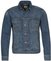 Wrangler Western Denim Jacket Denim Jacket Blue