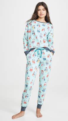 Bedhead Pajamas Wise Owl PJ Set