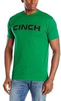 Cinch Men's Short Sleeve Logo T-Shirt