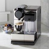 Crate & Barrel Delonghi ® Nespresso ® Lattissima Touch Espresso Maker