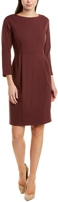 Lafayette 148 New York Dolman Sheath Dress