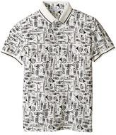 Dolce & Gabbana Saxophone Polo Boy's Clothing