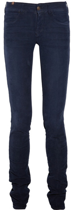 Notify Jeans Bamboo mid-rise corduroy skinny jeans