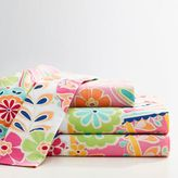 Paisley Pop Sheet Set, Queen, Warm