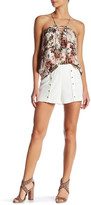 Haute Hippie Snap Short