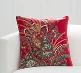 Pottery Barn Adela Paisley Pillow Cover
