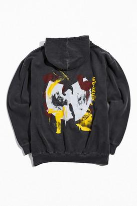 Urban Outfitters Wu-Tang Clan Hoodie Sweatshirt