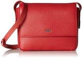 HUGO Nynka-r 10195833 01, Women's Shoulder Bag, Rot (Bright Red)
