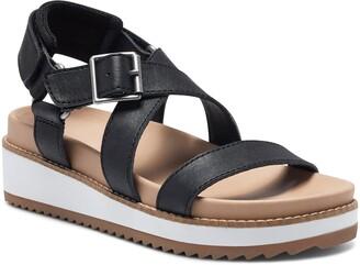 Lucky Brand Idenia Wedge Sandal